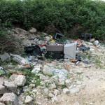 Poluição em Aveiro - Restos de Electrodomésticos